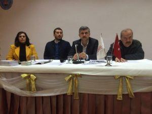 Akçakoca Kızılay'ının Kongresi Yapıldı