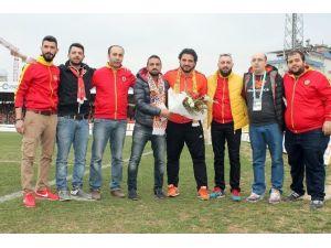 Malatya'da 'Kaplan' Dostluğu