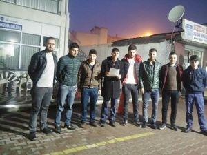 AK Parti Cide Gençlik Kolları, 28 Şubat Darbesini Kınadı