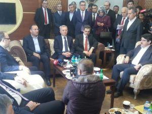 Adalet Bakanı Bozdağ Siirt Adliyesi'ni ziyaret etti