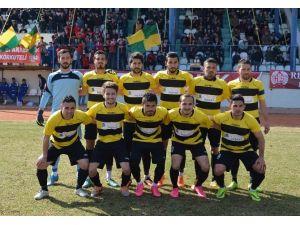 Korkutelispor, Gazipaşa Belediyespor'a 1-0 Yenildi