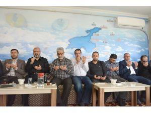 Bursa'daki Vanlılar, Ankara patlamasında şehit düşenler için Kur'an okuttu