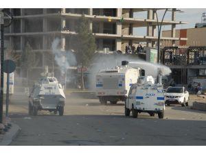 Demirtaş'ın mitinginin ardından olaylar çıktı: 5 gözaltı