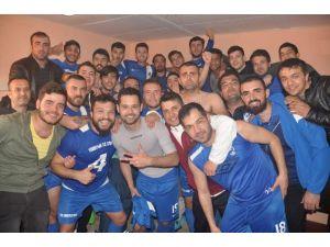 Yunusemre Belediyespor Play Off'a Kaldı