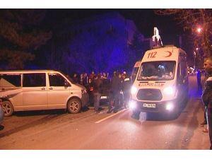 Ankara'da kaza: 1'i çocuk, 6 yaralı