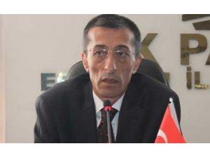 AK Parti İl Başkanı Yeşilyurt'tan 28 Şubat Açıklaması