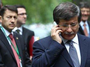 Davutoğlu, Kosova Cumhurbaşkanlığına seçilen Thaçi'yi tebrik etti