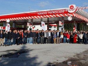 Türkiye Petrolleri'nden ilk 'otoban istasyonu'