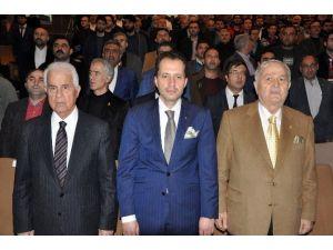 Necmettin Erbakan Gebze'de Anıldı