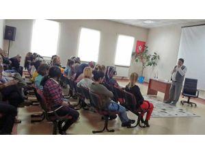 Öfke kontrolü ve stres yönetimi semineri