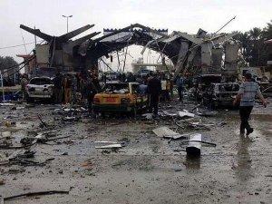 Irak'taki saldırılarda ölü sayısı 70'e yükseldi