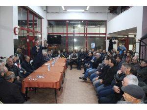 Yeniceköy Mahallesi Halk Meclisi Toplandı