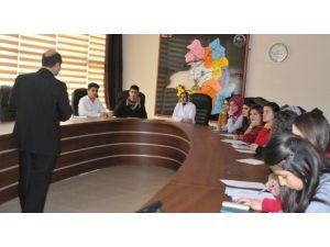 Van'da Bilişim Sistemleri Ve İletişim Teknolojileri Eğitimi