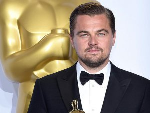 DiCaprio'dan iklim değişimi mesajı