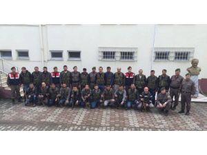 Giresun'da Gönüllü Köy Korucuları Göreve Başladı