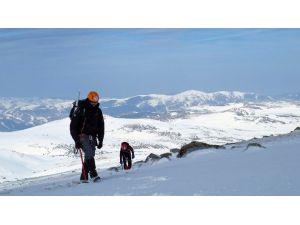 3 Bin Metreye Kış Tırmanışı