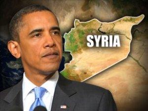 ABD, Suriye'yi 5 Parçaya Bölmüş!
