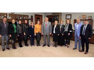 """Başkan Karaosmanoğlu, """"Şehit Ailelerimiz Milletimize Emanet"""""""