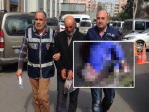 İzmir'de Vahşet! Zevk İçin Falçata İle Öldürmüş