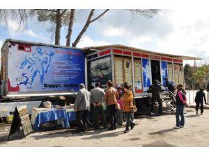 Milas'ta Çanakkale Müzesi'ne Yoğun İlgi