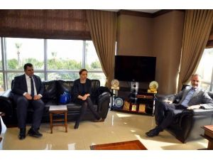 Teknoloji Transfer Ofisi Koordinatörlerinden İtso'ya Ziyaret