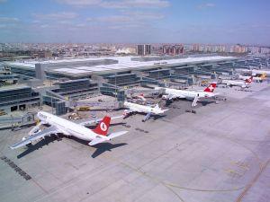 Ulaşımda uçak tercihi artmaya devam ediyor