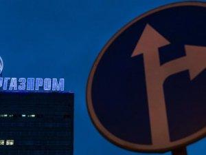 Gazprom kendi ayağına sıkıyor