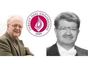Araştırmacı Prof. Dr. William Hale, Turgut Özal Sempozyumu'na katılacak