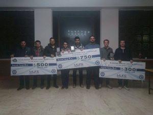 SDÜ Teknoloji Topluluğu'nun Büyük Başarısı
