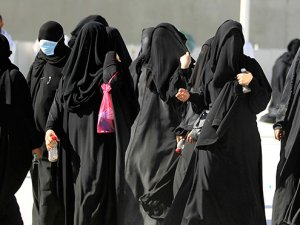 """Suudi Arabistan'da """"Kadın insan mıdır?"""" semineri yapıldı"""