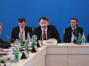 'Türkiye Güney Gaz Koridoru'nda kararlı'