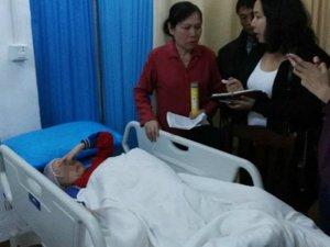 Çin'de Saldırgan Okulda 10 Öğrenciyi Bıçakladı