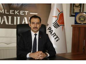 """AK Parti İl Başkanı Tanrıver; """"CHP, 7 Haziran Sonrası Türkiye'yi Kaosa Sürükleme Çabasında Olan MHP'nin Yolundadır"""""""