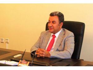 Başkan Bozkurt, Muhasebe Haftası'nı Kutladı