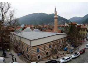 Akşehir'deki Ecdat Yadigarı Cami Restore Ediliyor
