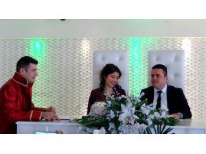 Evliliklerine Anlam Katmak İsteyen Çiftler Giresun'da 29 Şubat'ı Tercih Etti