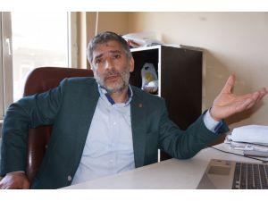 İHD Erzurum Şube Başkanı Aygül: Ülkenin 90'lara dönmesinden endişe ediyoruz