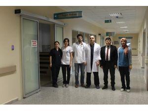 Akdağmadeni Devlet Hastanesinde Genel Yoğun Bakım Ünitesi Hizmete Başladı