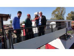 Babadan oğluna 'gönül' köprüsü