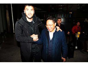 Burak Yılmaz, Çin'den Galatasaray'a destek verdi