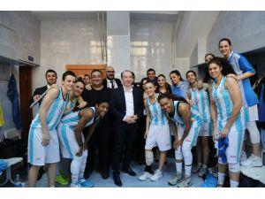 Adana ASKİ Spor'da yüzler gülüyor