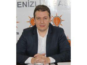 AK Parti İl Başkanı Filiz, Özay Gönlüm'ü Andı