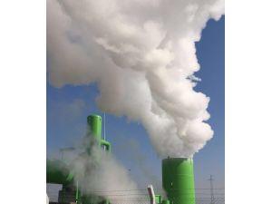 Jeotermal enerji santrali Greeneco devrede