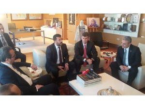 Veli Ağbaba: En büyük tehlike Cumhurbaşkanı'nın ta kendisi