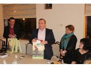Kars'a Gelen Turizm Gazetecileri Gezi Programını Tamamladı