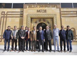 Selçuk Üniversitesi'nde Müze İçin Geri Sayım Başladı