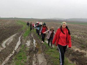Edosk Hafta Sonu Pedal Çevirdi, Doğada Yürüdü