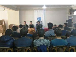 AGD Şubat Ayı Divan Toplantısı Yapıldı
