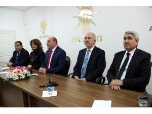 Başkan Ceyda Çetin Erenler: Bizim Siyaset Anlayışımızda Koltuk Yarışı Yoktur
