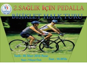 Müdür Bağcı'dan, Bisiklet Sporu Açıklaması